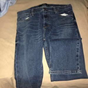 Men's Hollister classic straight jeans